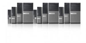 OptiPlex 3010, 7010, and 9010 Desktop Family