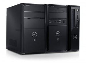 Vostro 460, 260 and 260s Desktop Family